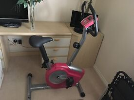Marcy Exercise Bike - as new