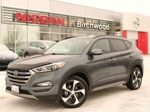 2017 Hyundai Tucson Limited Local Trade , Fully Loaded