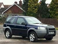 LAND ROVER FREELANDER TD4 AUTOMATIC BMW DIESEL ENGINE FULL SERVICE HISTORY