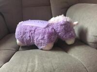Pillow pet Dreamlites Unicorn