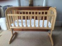John Lewis Anna crib