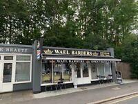 Barber Shop For Sale (Business)