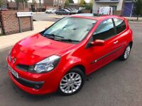 Renault Clio 1.5 dCi Dynamique S 3dr (a/c)2006, Hatchback,2OWNER,HPI CLEAR,FULL SERVICE HISTORY