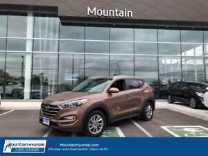 2016 Hyundai Tucson PREMIUM FWD | HEATED SEATS | B/U CAMERA