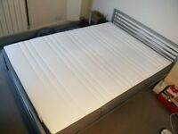 Pocket sprung double IKEA mattress (HOVAG), 6 months old