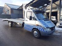 2005 MERCEDES SPRINTER 311 CDI LWB RECOVERY TRUCK BEVERTAIL
