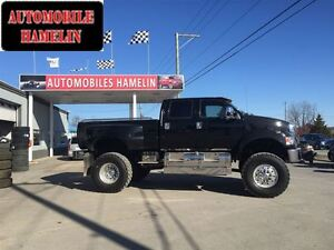 2008 Ford F-550 CHASSIS CAB F650 4X4 GPS MODIFIE