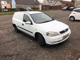 Vauxhall Astra envoy cdti