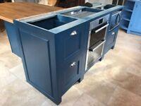 base end panel - different designs - handmade - bespoke - solid wood - pine - oak - kitchen unit
