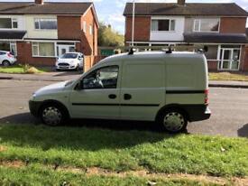 Vauxhall combo 1.3cdti ex BT fleet.53k miles