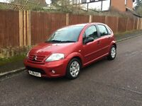 CITROEN C3 1.6 HDI 2008, GREAT CAR, GREAT MPG, PART EXCAHNGE TO CLEAR