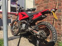 Looking to swap for a yz 85 cr 85 big wheel