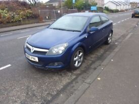 VAUXHALL ASTRA 1.6 SRI MOTD 1 YEAR 3 MONTHS WARRANTY NEW CONDITION