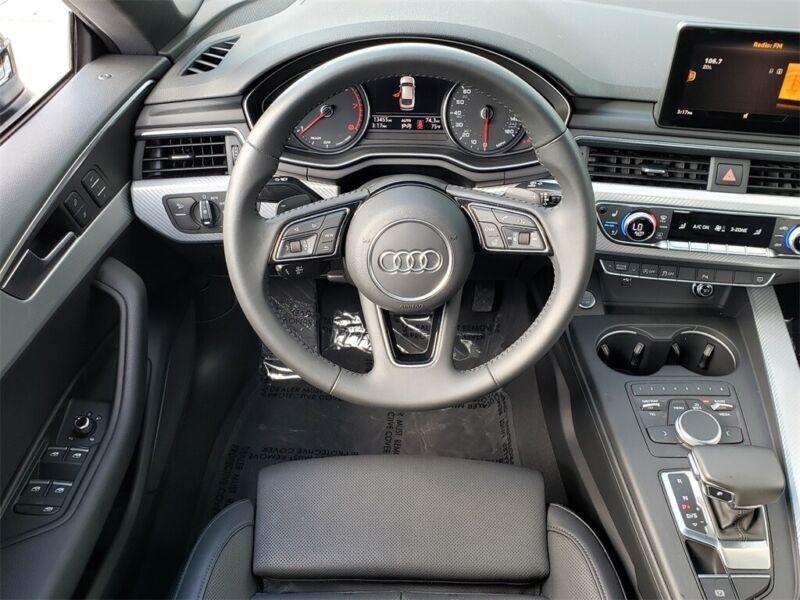Image 6 Voiture Européenne d'occasion Audi A5 2018