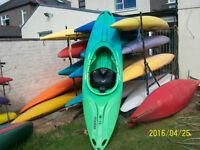 kayak plastic