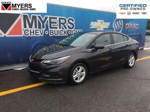 2017 Chevrolet Cruze SUNROOF, HEATED SEATS, BOSE SPEAKERS