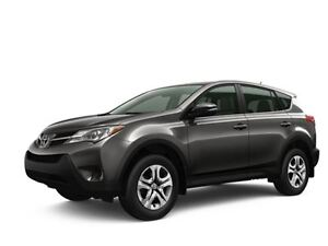 2014 Toyota RAV4 LE AWD UPGRADE PACKAGE !!
