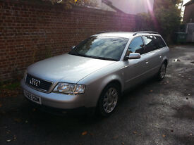 Audi A6 Avant 1.9tdi SE 2001 MOT end April 2017 Needs some work hence cheap price spares or repair