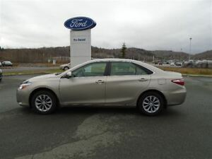 2016 Toyota Camry LE