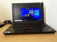 "Excellent Lenovo Thinkpad edge i3 laptop,15.6""LED Display,Wifi/Webcam/hdmi,4GB RAM,Win 10 64 Bit"