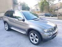 2005 BMW X5 3.0D SPORT SEMI-AUTO 5 DOOR HATCHBACK GREY 4x4