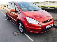 2007 Ford Focus S-Max 7 Seater TDCI Manual 3 MONTH WARRANTY*