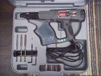 SENCO ELECTRIC SCREW GUN