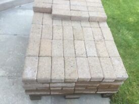 211 Pedesta used brick pavers . Good & clean condition