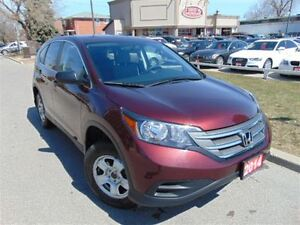 2014 Honda CR-V HONDA WARRANTY AWD