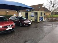 Hand Car Wash in Huntingdon for Sale!