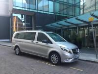 Taxi Bury, Minibus Hire, Airport Transfer Manchester