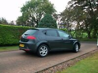 2010 SEAT LEON 1.6 TDI ECOMOTIVE FACELIFT FREE TAX OUTSTANDING CONDITION