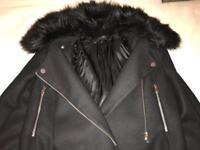 Zara coat SMALL