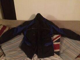 Medium motorcycle jacket AMRA night vision jacket good condition