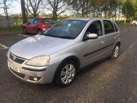 2005 Vauxhall Corsa 1.2 Sxi Twinport clean car bargain (Clio micra polo fabia Ibiza a3 leon Golf)