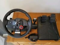 Logitech Driving Force GT for PS3/PC