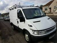 Iveco daily 2.3l van MWB for sale good mpg