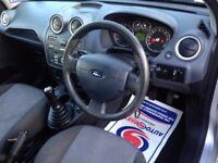 Fiesta 1.4 TDCI LX, 91K, 12 Month MOT