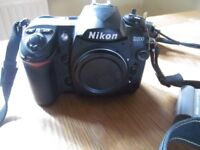 nikon D200 digital camera