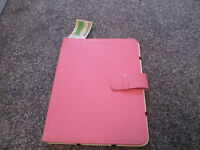 BRAND NEW (WITH TAGS) LOVELY LARGE PINK TABLET/iPAD WALLET
