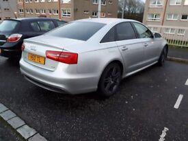 Audi a6 sli e