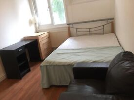 Lovely Double Room in 4 Bed Flat in Bethnal Green E2 Inc Council Tax, Water & Internet Bill