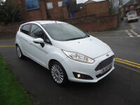 2013 FORD FIESTA TITANIUM ONLY 35K MILEAGE 1 FORMER OWNER 0% ROAD TAX 12 M MO...