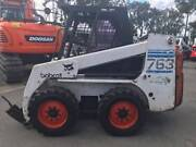 Bobcat 763 Skid Steer Loader Mansfield Park Port Adelaide Area Preview