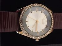 New boxed never worn ladies FCUK watch