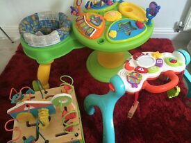 Childs Walker and activities