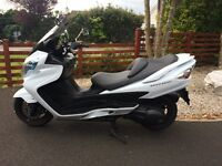 MINT CONDITION SUZUKI BURGMAN 400ABS