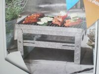 FOLDABLE BBQ FOR CAMPING, BEACH,GARDEN,PICNIC TO CARRY IN CAR'S BOOT