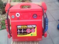 £60 · car and truck battery booster (sos )