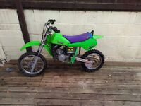 2001 kx60 runs mint topend just done bargain